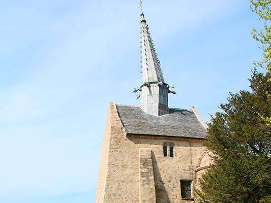 chapelle Saint Gonery Plougrescant