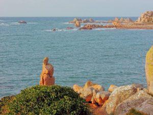 La bretonne, visite guidée, Pors Scaff, Plougrescant
