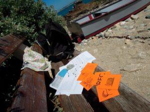 Rallye pédestre Plougrescant, jeu de piste